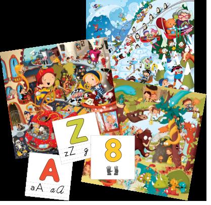 Alphaventure's Boards