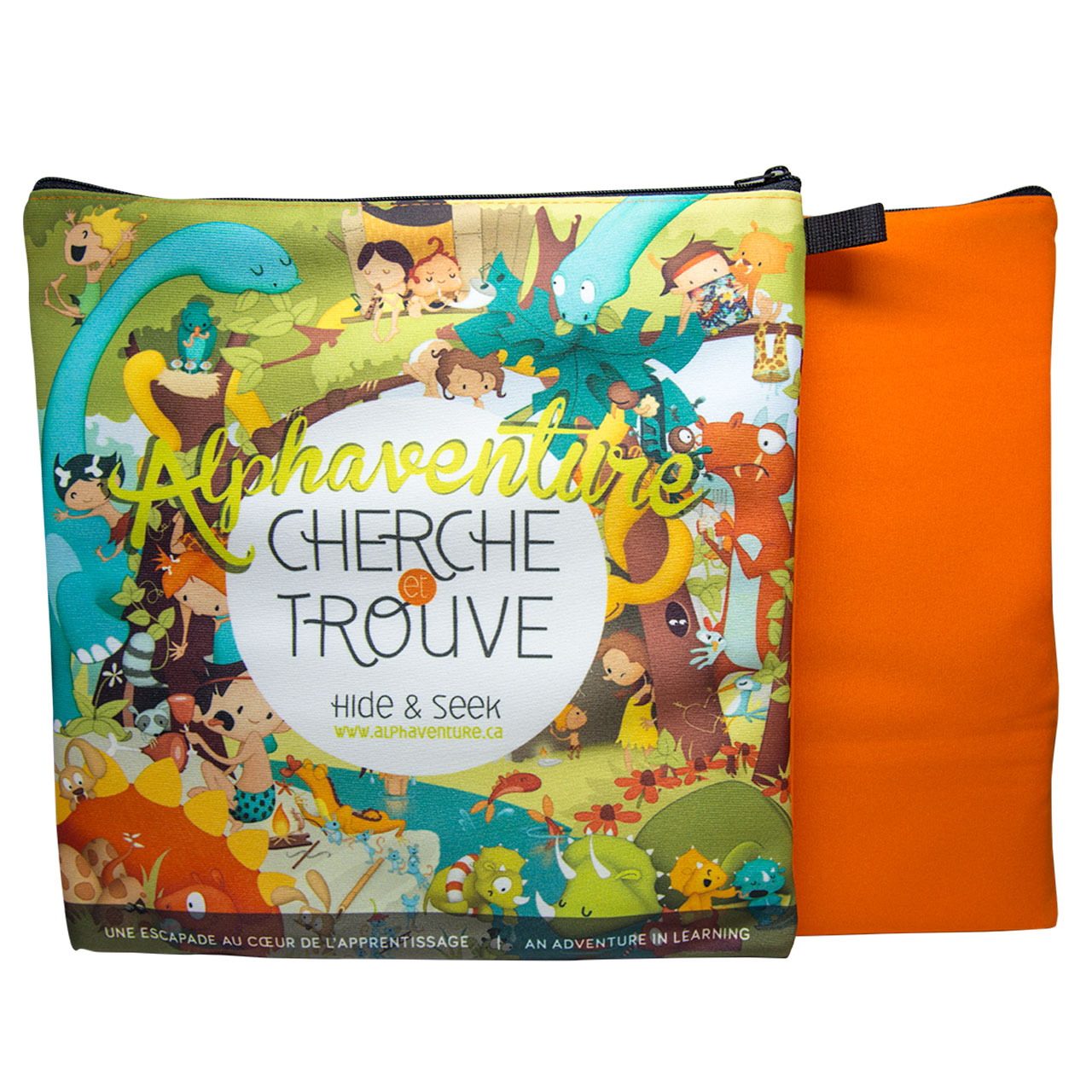 Alphaventure_Orange_pochette-avant-arriere