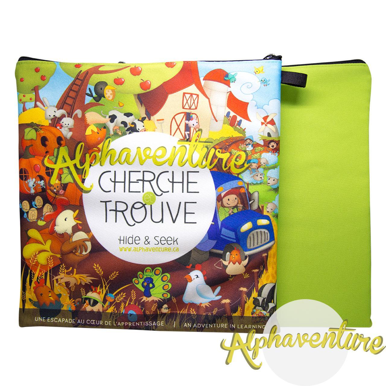 Alphaventure_Vert_pochette-avant-arriere